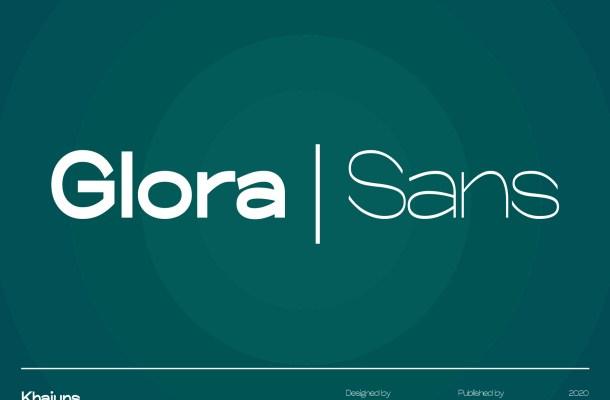 Glora Font Free