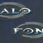 Halo Font