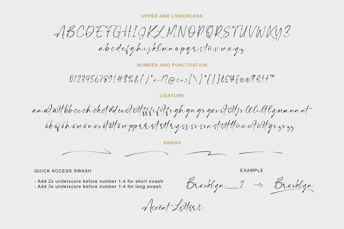 Jason Signature Script Handwritten Font -3
