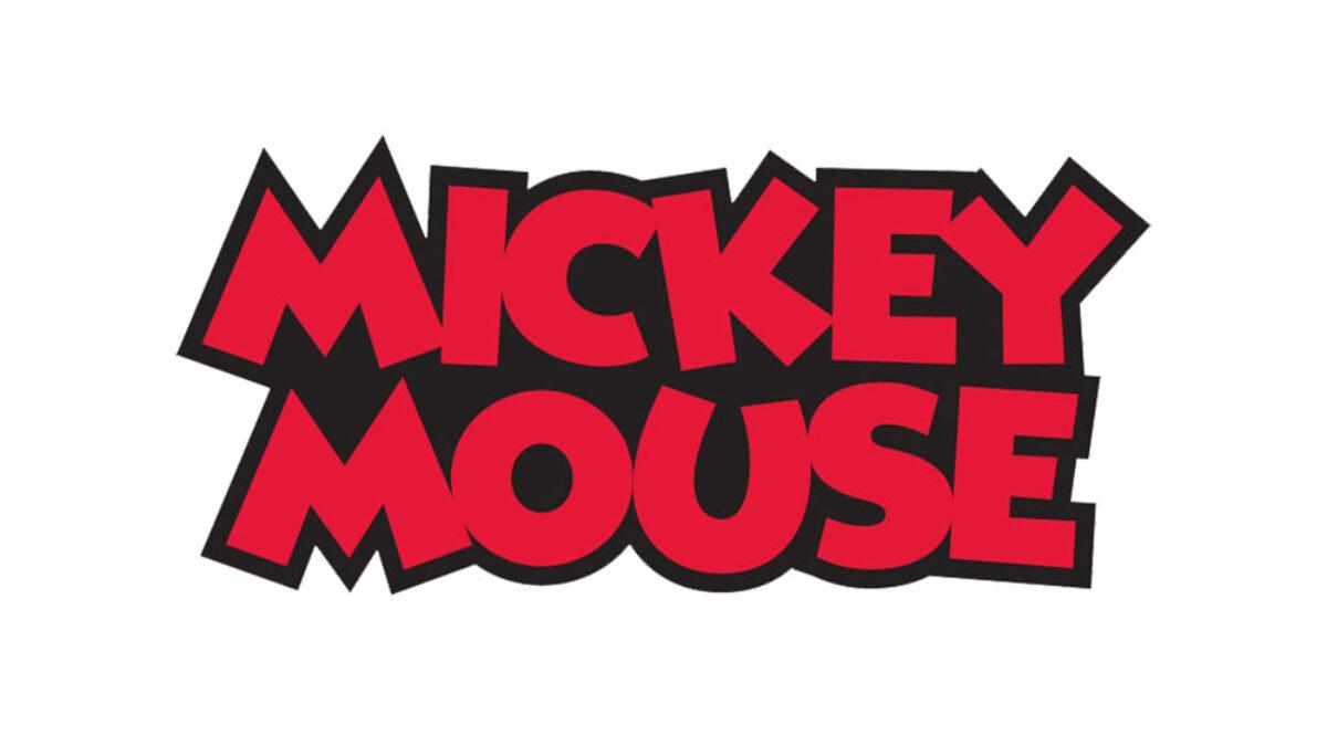 Mickey Fancy Font-1