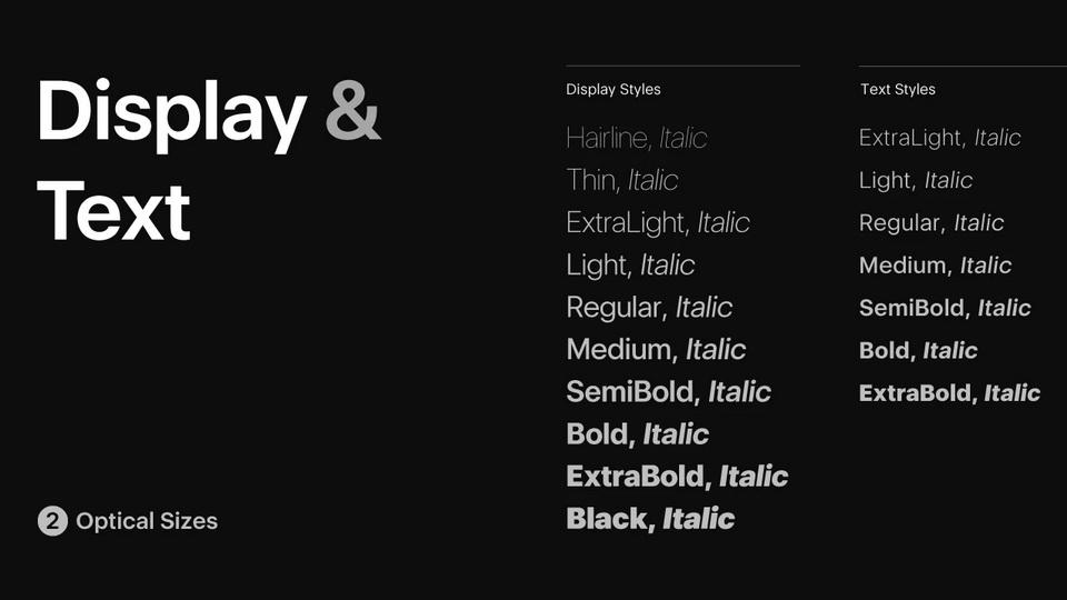 Eloquia Sans Serif Font -3