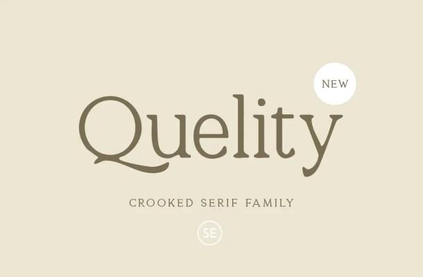 Quelity Font