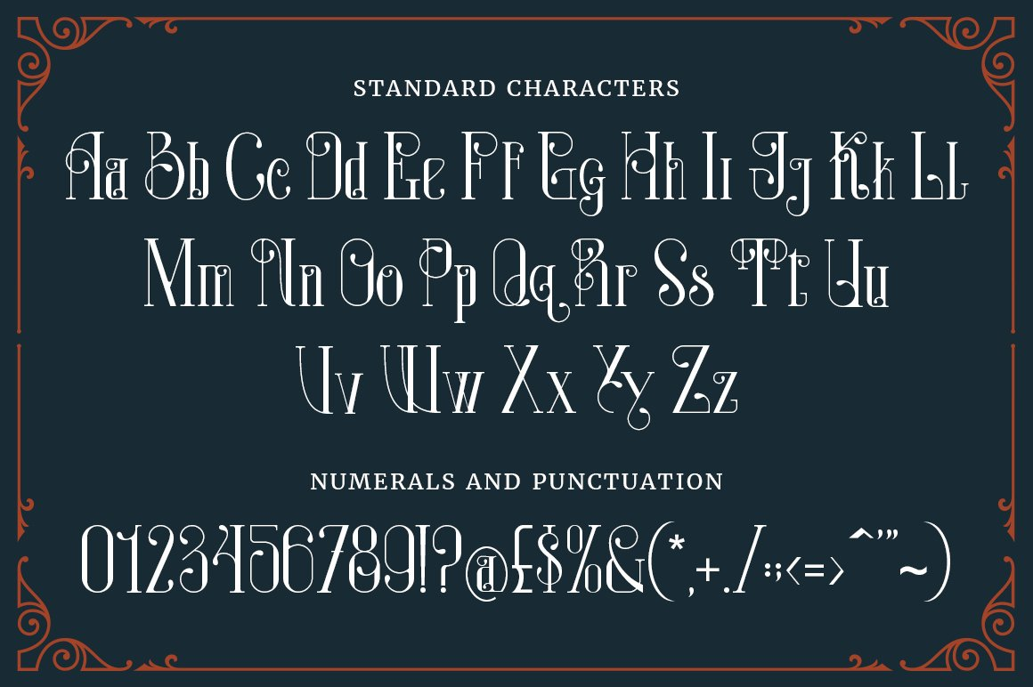 Roxelane Display Font -3