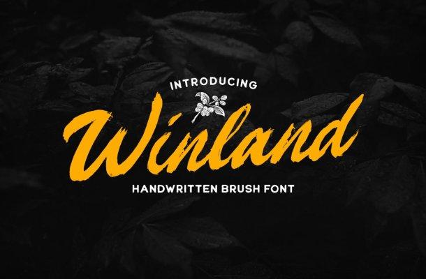 Winland Font