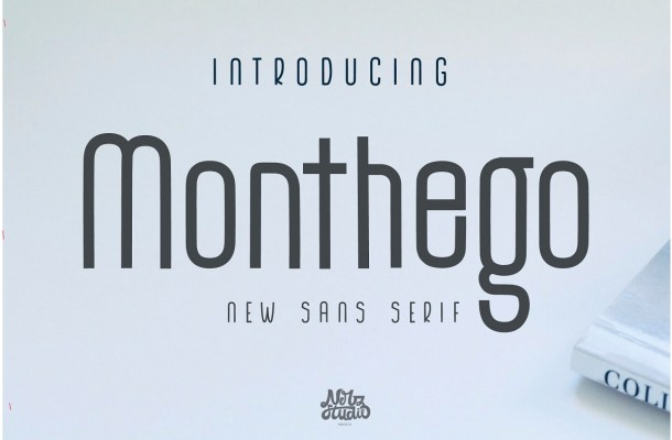 The Monthego Font