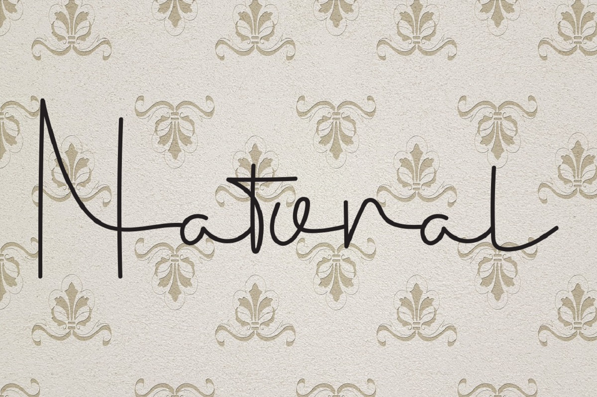 Always Together Handwritten Font -2