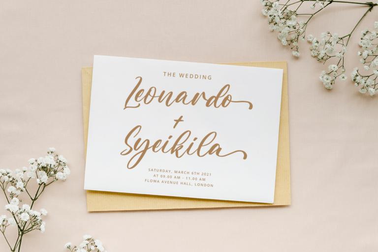 Aulietta Calligraphy Script Font -2