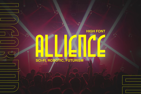 Allience Font
