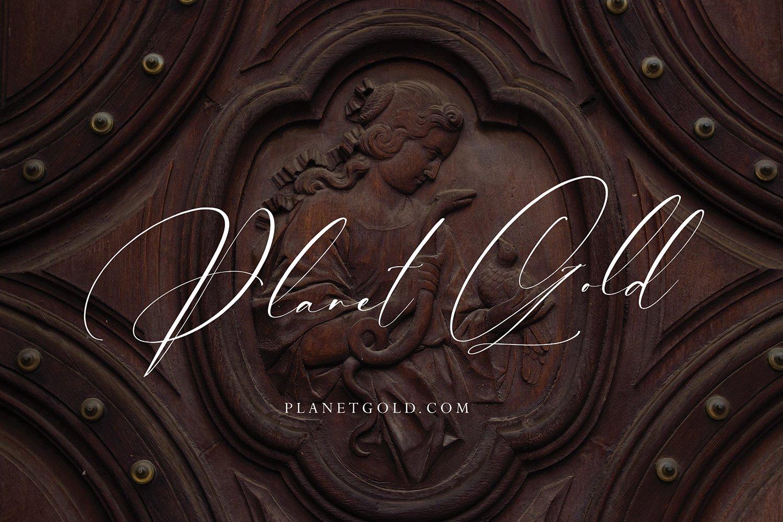 Pattaya Modern Calligraphy Font -2