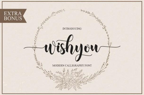 Wishyou Font