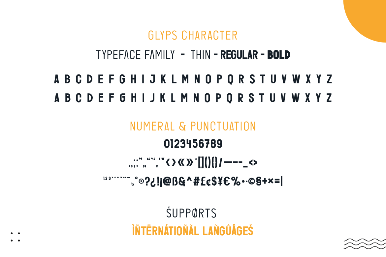 Feruka Sans Serif Font -3