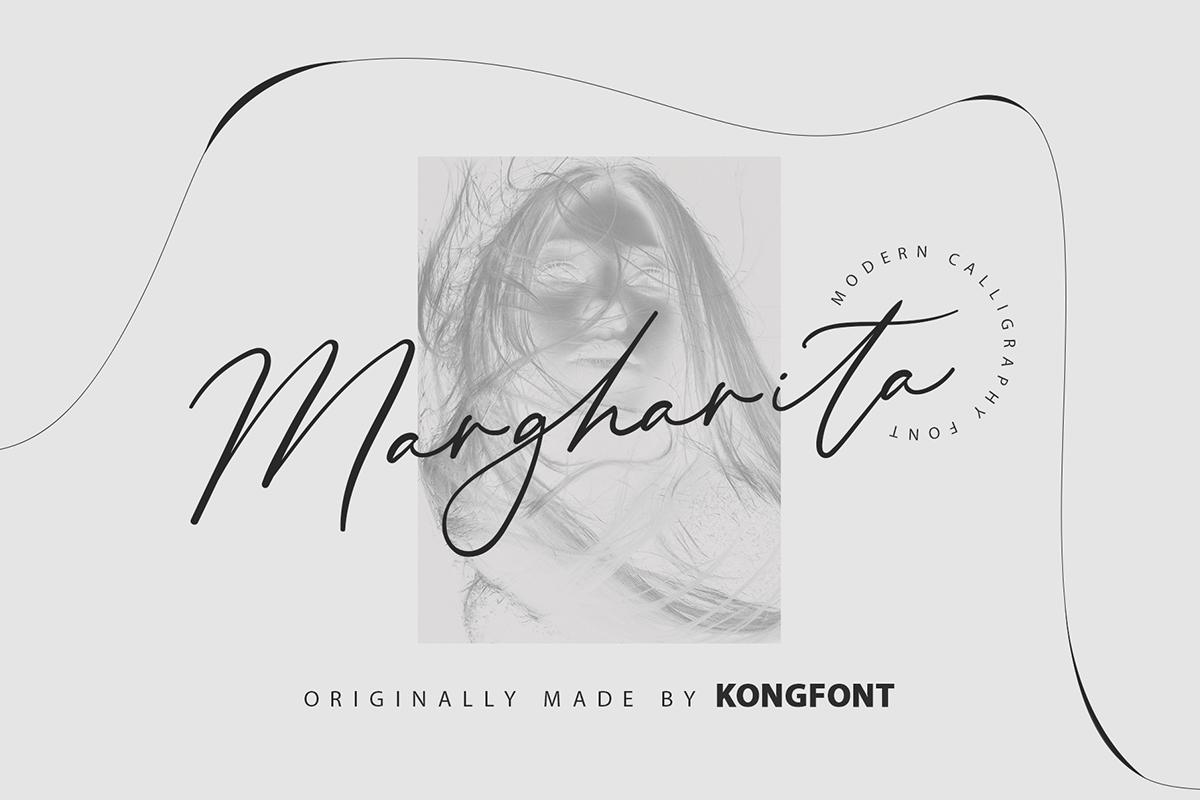 Margharita Handwritten Font -1