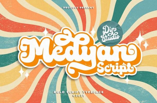 Medyan Font