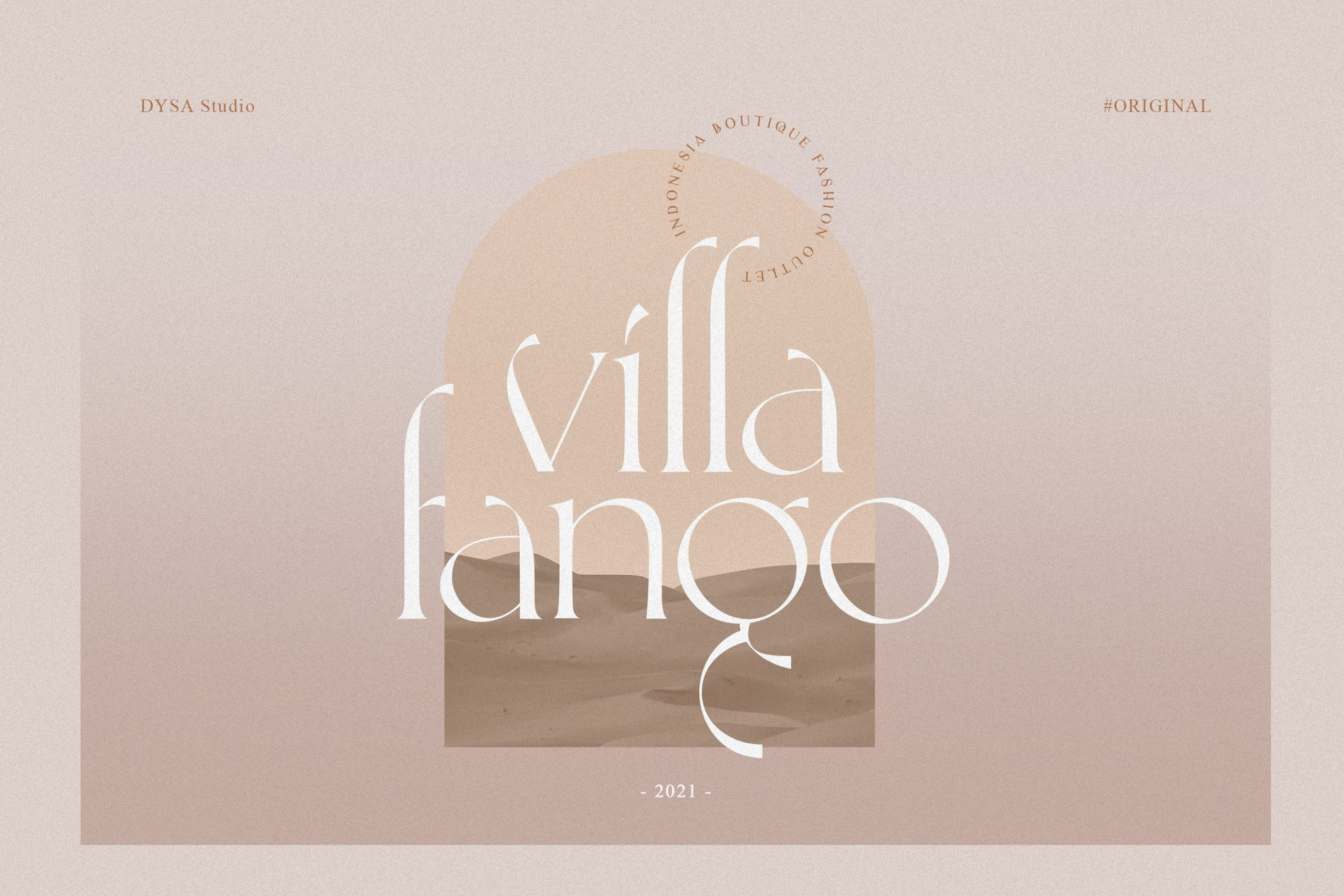 RallisaguenModern Serif Typeface -2