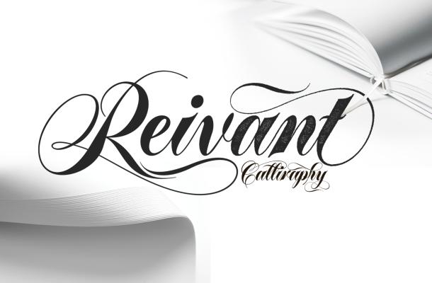 Reivant Font