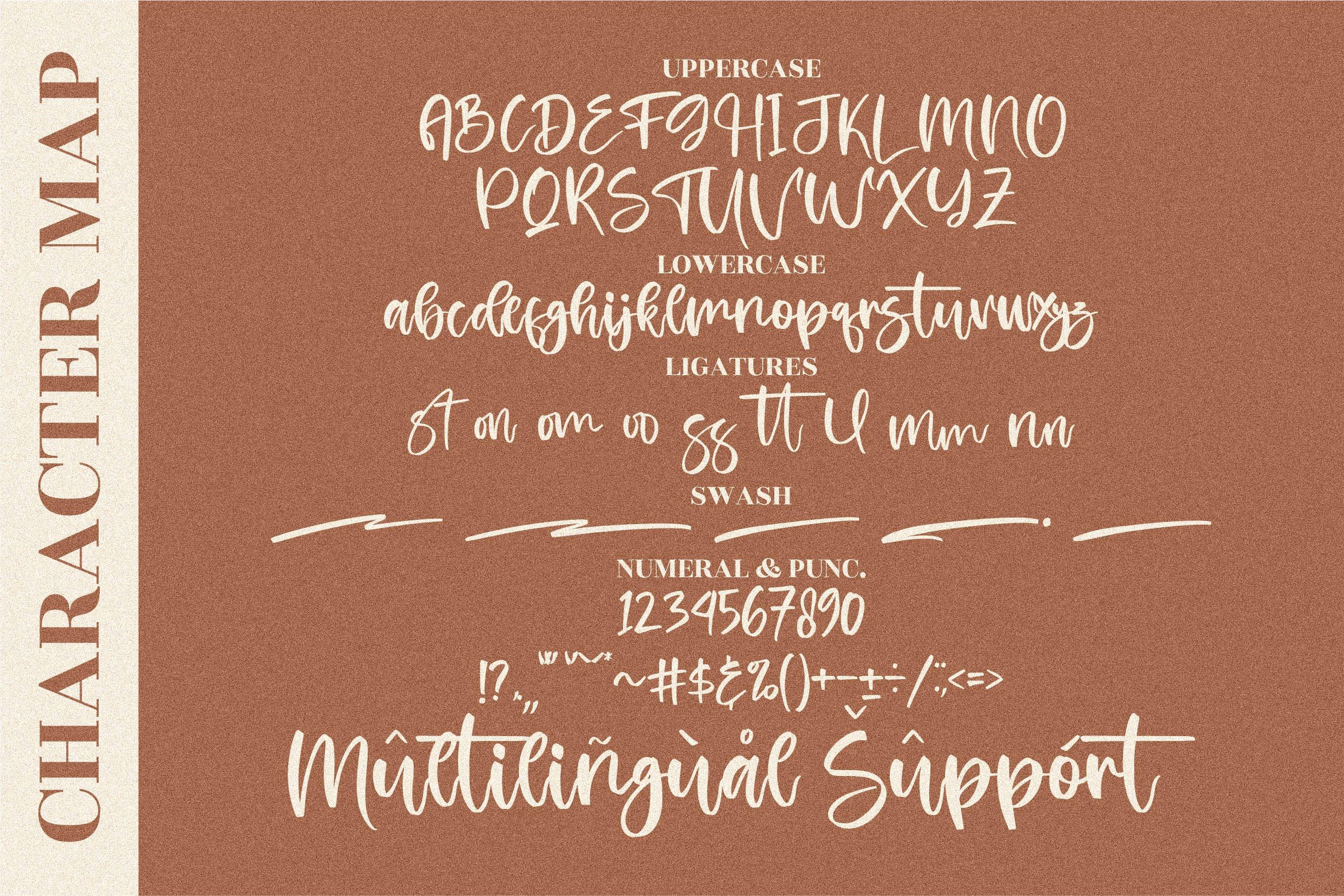 Britany Brush Script Font -3