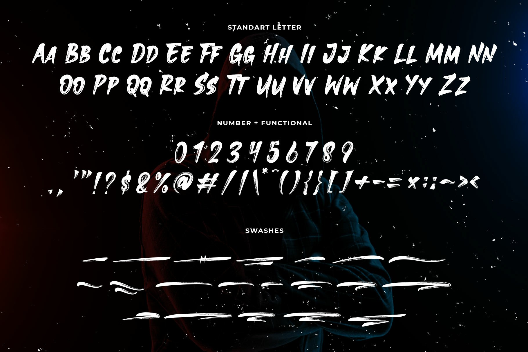 Mandhor Brush Script Font -3