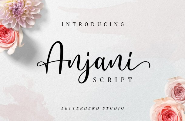 Anjani Font