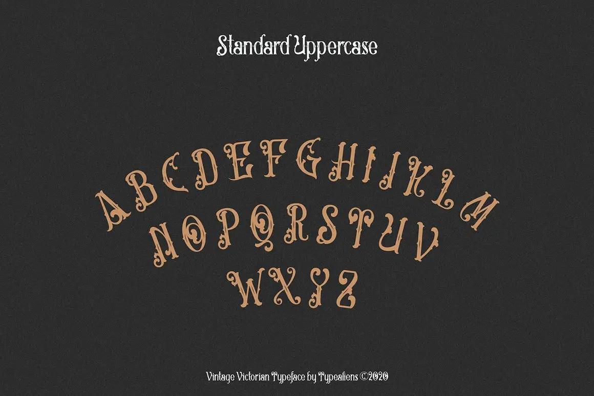 Artisocrat Vintage Font -2
