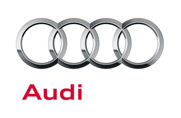 Audi Logo Font