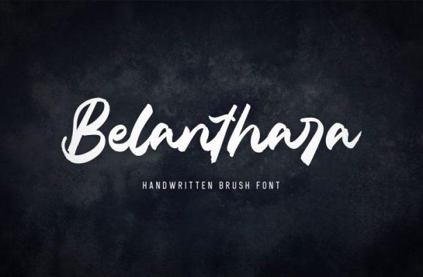 Belanthara Font