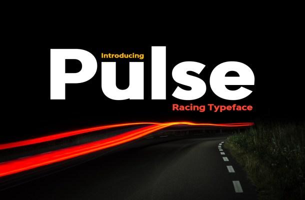 Pulse Font