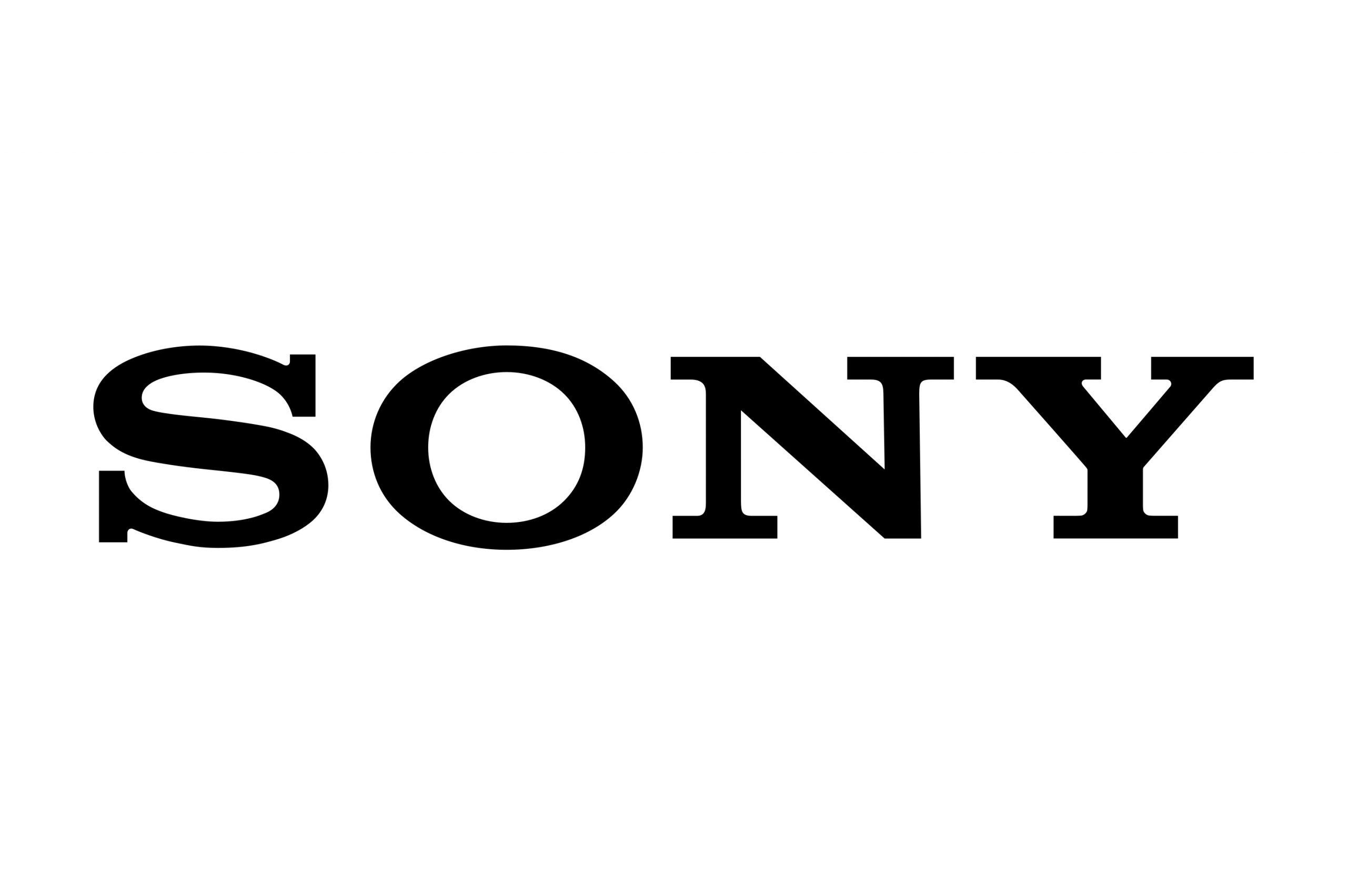 Sony Logo Font -1