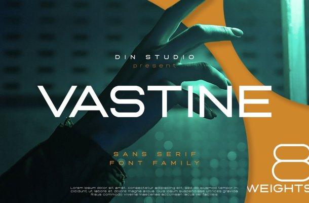 Vastine Font