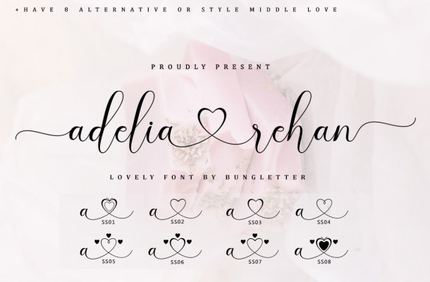 Adelia Rehan Font