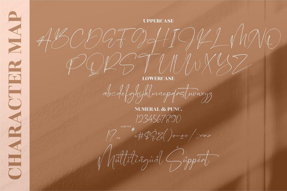 Derlantica Beauty Handwritten Font -3