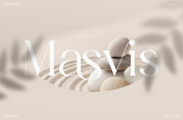 Masvis Font