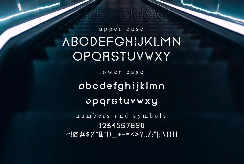 Nola Display Font -2