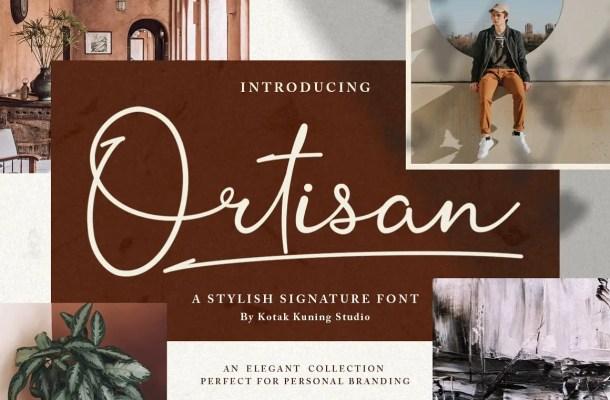 Ortisan Font