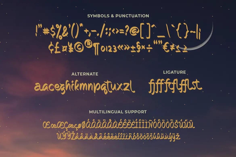 Rabiul Arabic Style Typeface -3