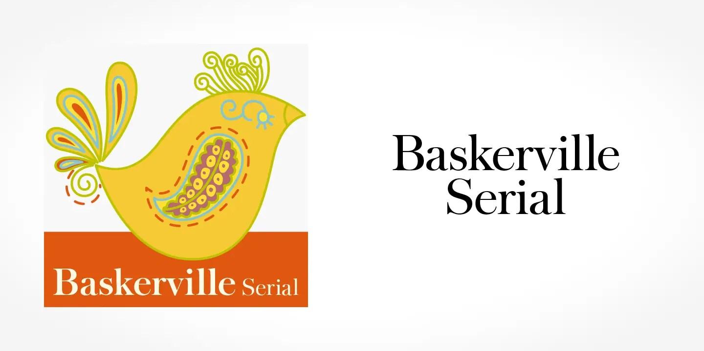 Baskerville Serial™ Serif Font -1