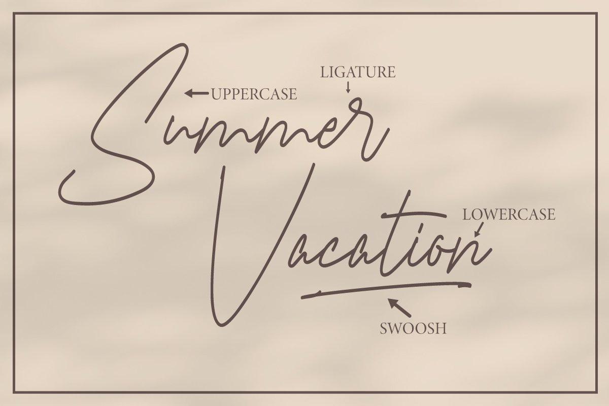 Braselton Handwritten Font -2