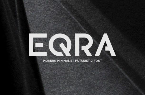 Eqra Font