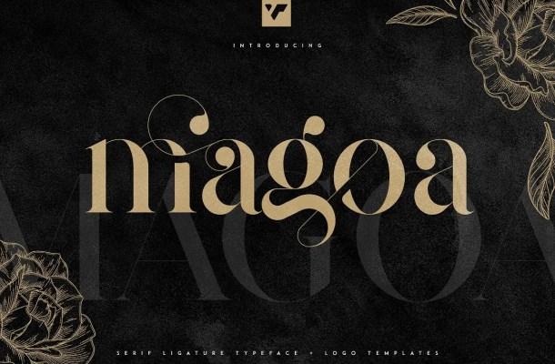 Magoa Font