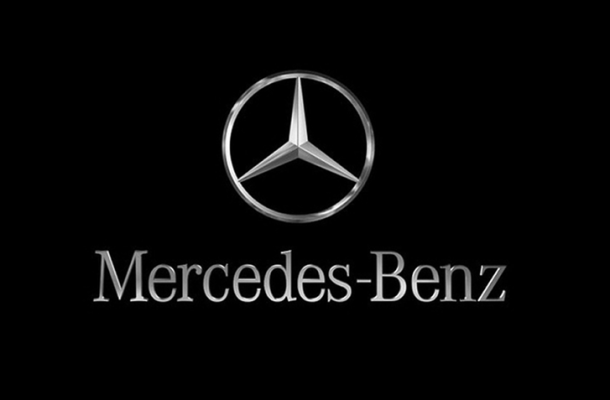 Mercedes Benz Logo Font