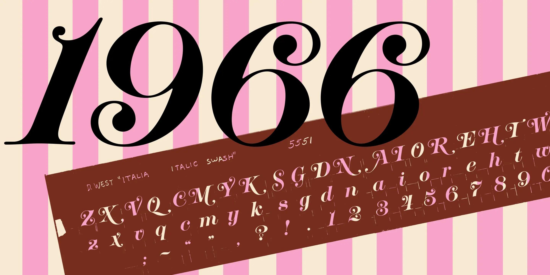 Plinc Italiano Serif Font -3