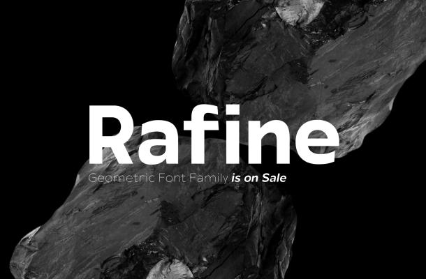 Rafine Font Family
