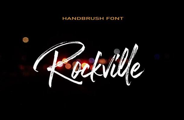 Rockville Font