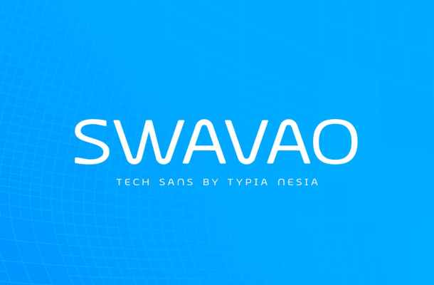 Swavao Font