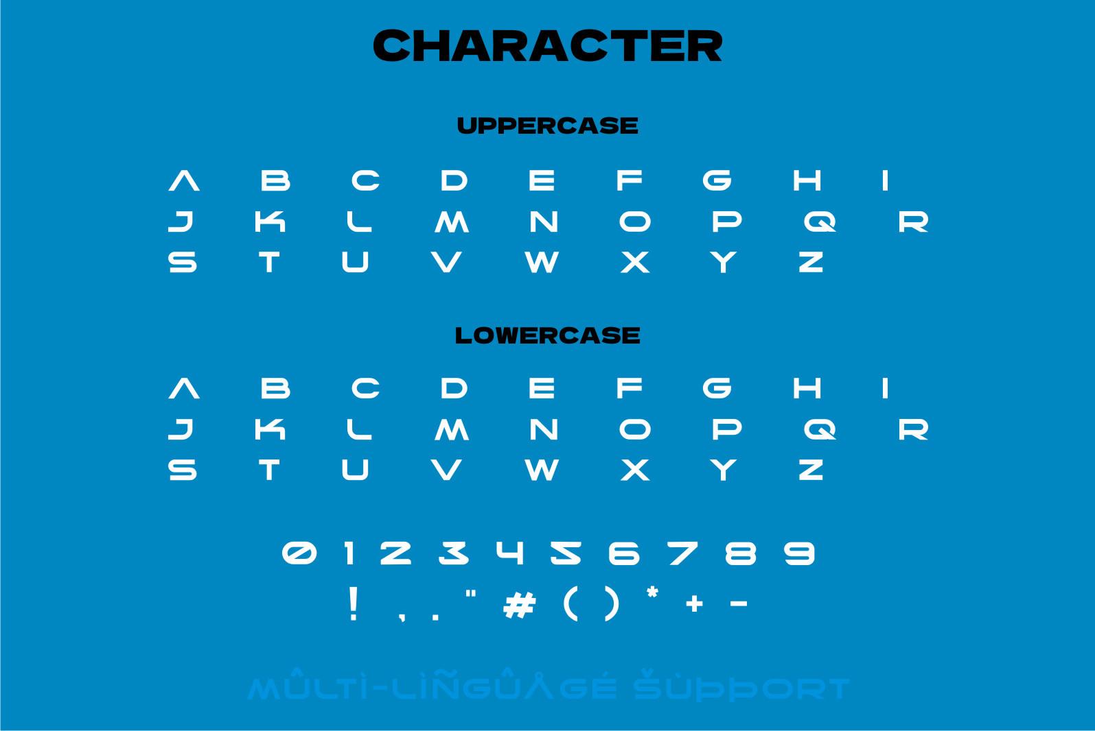 Xepon Display Font -3