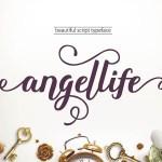 Angellife Font