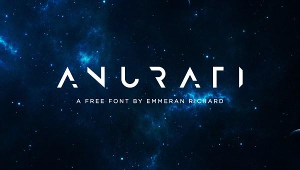 Anurati Font Free