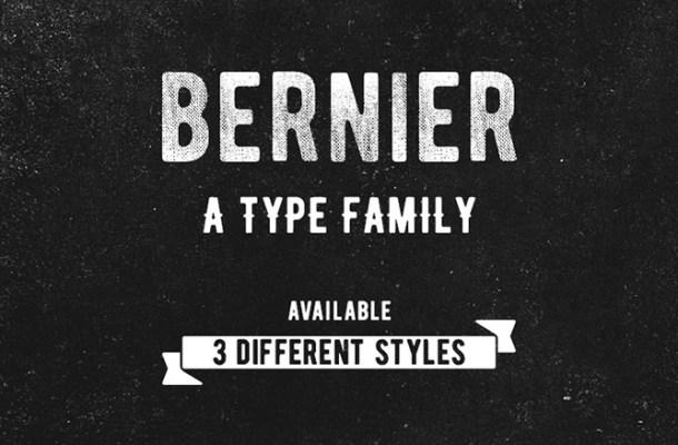 Bernier Font Free