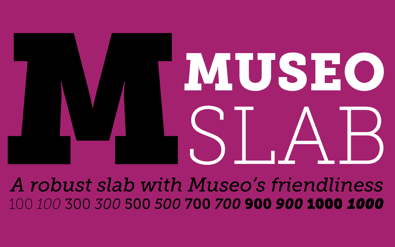 Museo Font.Museo Slab Font Free Dafont Free