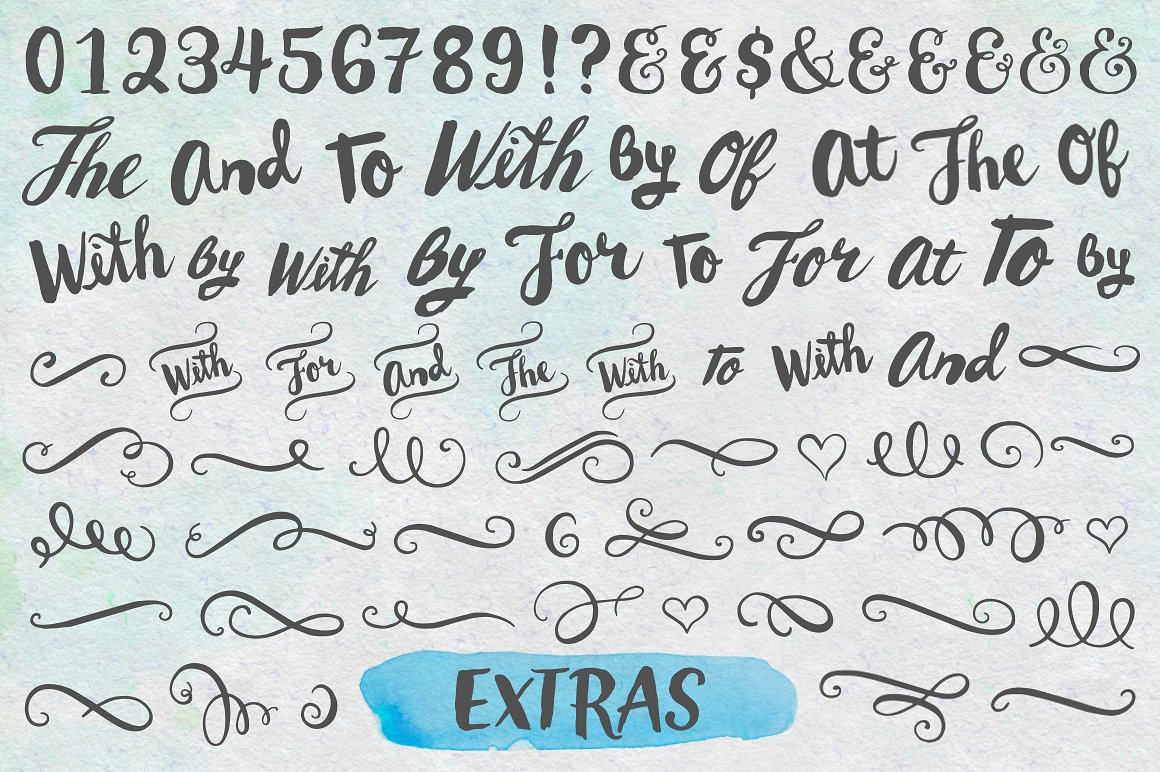 Wanderlust Letters Font - Dafont Free