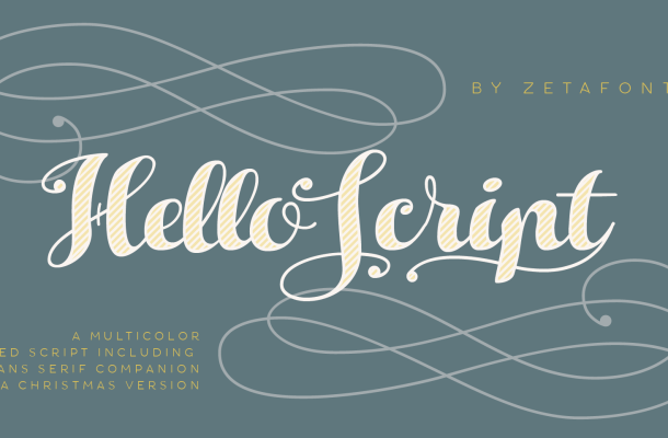 Hello Script Font Free